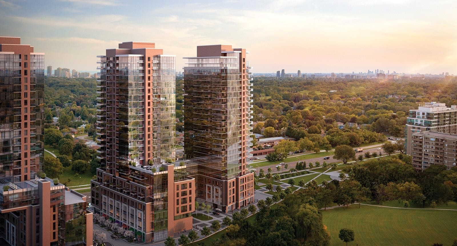 Notting Hill Condos 4000 EGLINTON AVENUE WEST